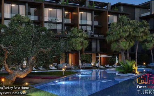 فروش آپارتمان لوکس و مقرون به صرفه در ازمیر در منطقه گازی امیرGaziemir
