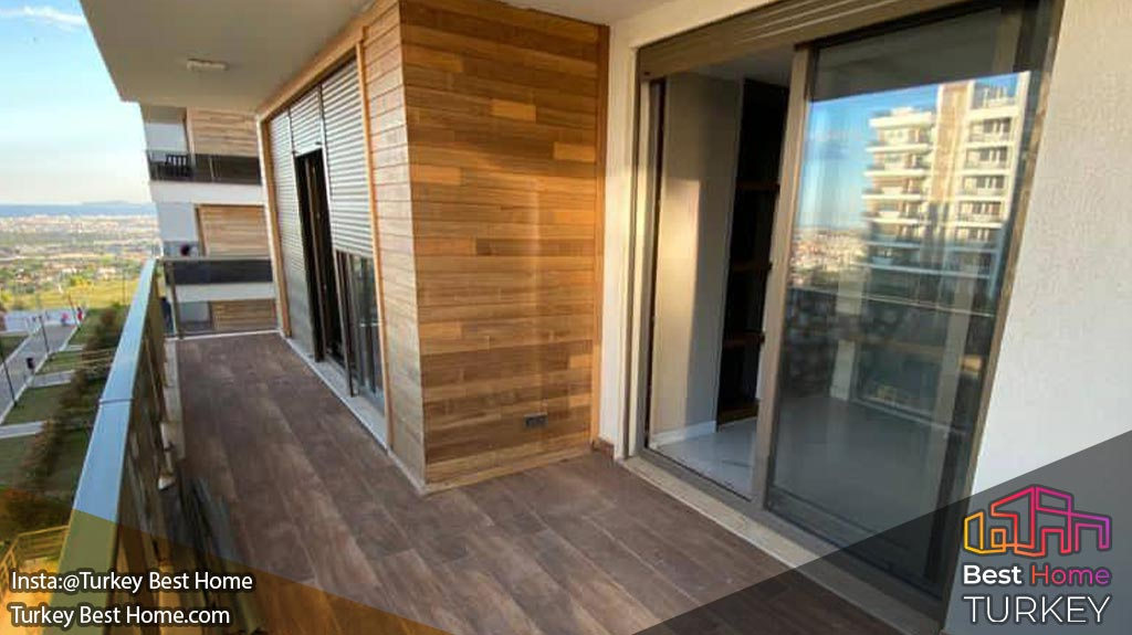 فروش آپارتمان های مدرن با برنامه ی پرداخت 12 ماهه بدون بهره در منطقه لارا Lara