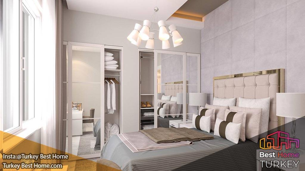 فروش آپارتمانهای لوکس در Avsallarآواسالار با پرداخت های بدون بهره