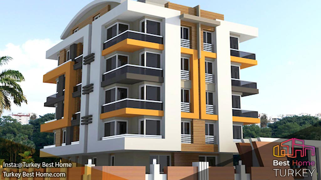 فروش آپارتمان در کنیالتی konyaalti نزدیک به پروژه Bogacay بغاچای ، آنتالیا